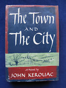The Town And The City - 1st Edition Of Jack Kerouacand039s First Book In Jacket