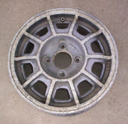 Renault Aluminum Wheel --check This Out--