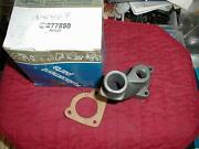Nos Ford 1984-6 4 Cylinder Non Turbo Thermostat Housing Escort Exp Lynx Ln7
