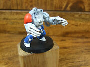 Metal And Plastic Space Marine Terminator With Lightening Claws Painted 1778