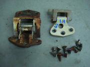 1962 62 Buick Chevy Olds Pontiac Lh Rear Door Hinges And Bolts 61 63 64