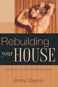 Rebuilding Your House By Jimmy Clayton English Paperback Book Free Shipping