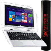 Skinomi Clear Full Body Skin And Screen Protector For Acer Aspire Switch 10