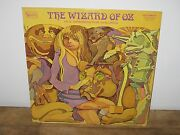 Vintage The Wizard Of Oz Tale Spinners For Children Vinyl Lp Record Album