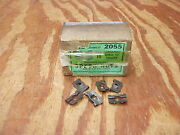 1940 1941 1942 1948 1949 1950 Dodge Plymouth Headlamp/ Fender Speed Nuts Nos