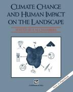 Climate Change And Human Impact On The Landscape Studies In Palaeoecology And E