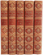 Walpole - Catalogue Of The Royal And Noble Authors - In A Fine Leather Binding