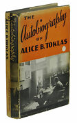 The Autobiography Of Alice B. Toklas Gertrude Stein First Edition 1933 1st Dj