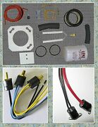 Waste Oil Heater Parts Reznor Extended Tune Up Kit Ra And Rad 500 W/ Many Parts