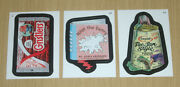 2013 Topps Wacky Packages Ans11 Serie 11 Lost Wacky Complete 3-card Set L1 L2 L3