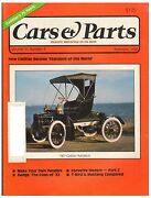 Cars And Parts March 19781953 Corvette1965 Ford Mustang Gt1957 Ford Thunderbird