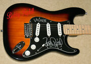 Bobby Rydell Autographed Guitar Volare W/ Proof