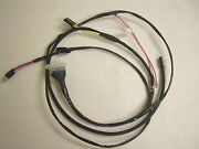 1963 1964 1965 Nova Ss Chevy Ii Engine Starter Wiring Harness V8 With Gauges Ss