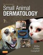 Muller And Kirkand039s Small Animal Dermatology By William H. Miller English Hardco