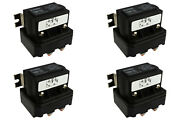 4x Temco 250a Dc Winch Motor Reversing Solenoid Relay Switch 12 Volt Contactor