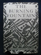 The Burning Fountain By Eleanor Carroll Chilton - First Edition In Jacket