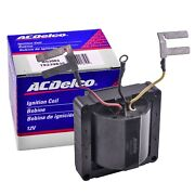 Acdelco Ignition Coil 00bs3003 For Buick Chevrolet Oldsmobile Pontiac 75-90