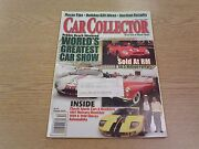 The Car Collector December 2002 Featuring Buick, Chevrolet, Mercury And More
