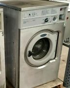 Wascomat Front Load Washer Coin Op 20lb 208-240v 3ph 60hz Model W620 [ref]
