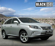 For 2013-2015 Lexus Rx350 Rx450h 2pc Fine Black Ice Mesh Grill Eandg In Stock New