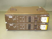 Nortel 2 X Dms-100 Battery Chargers Nt8x02ab And Nt8x0301 Shelf 30 Day Warranty