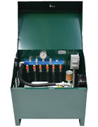 1hp Deluxe Pond Aeration System With Electrical Cabinet No Diffusers Pa100adld