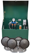Deluxe 1/4 Hp Rotary Vane Pond Aeration System With Cabinet And Difusers Pa50ad