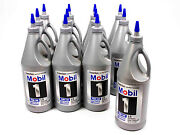 Mobil-1 75w-140 Ls Racing Full Synthetic Gear Oil Case12 Lubricant Multi-use
