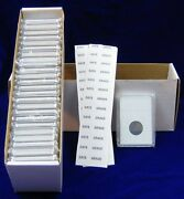Wholesalecoin Holders Slab Style For Can.-us Coins 9 Diff. Size 500pcs