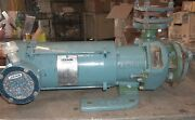 Lesson A6t34xc28a 3hp Rpm 3450 Ansimag Km1515c03aa12115-4.750 Pump And Motor 15