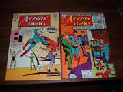 Marvel And Dc Silver Age Superhero Lot---total Of 40 Comic Books