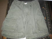 Boy Scout Switchback Pants, No Legs, Shorts Only Waist 26, Youth Size 10  Ct32