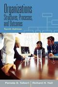 Organizations Structures, Processes And Outcomes By Pamela S. Tolbert English