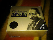 Complete Recordings Coleman Hawkins Box Set 6 Cd Charly Import Rare Ol
