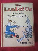 L. Frank Baum - The Land Of Oz - Signed By Actor Ray Bolger