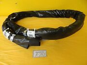 Swagelok Fj Series 1/2 Stainless Steel Convoluted Hose Ts-15 Clamp 6.5 Used