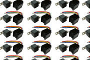 100 Lot Temco 12 V 60/80 Amp Bosch Style S Relay With Harness Socket Automotive