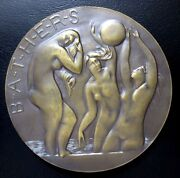 Society Of Medalists Issue 65, May 1962 Bathers And Dancers Medal / 73 Mm / N115