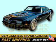 1977 1978 Firebird Trans Am Special Edition Bandit Ultimate Decals Stripes Kit