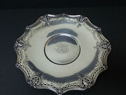 Antique Matthews Sterling Silver 12 Platter / Tray C. Early 1900and039s