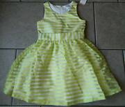 Dress Gymboreelawn Partyspecial Occasion Dresssz.45610nwtsold Out