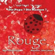 Rouge By Helene Averous French Paperback Book Free Shipping