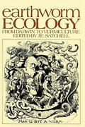 Earthworm Ecology From Darwin To Vermiculture By J. Satchell English Paperbac