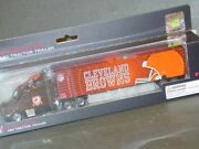Nfl 2011 Tractor-trailer-truck, Cleveland Browns, New