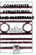 Composite Structures And Materials By S.v. Hoa English Hardcover Book Free Shi