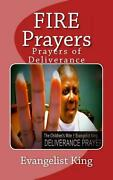 Fire Prayers Prayers Of Deliverance By Evangelist King English Paperback Book