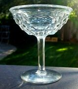 Fostoria American 4½ Footed Saucer Champagne / Sherbet