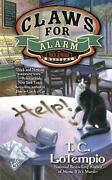 Claws For Alarm By T.c. Lotempio English Mass Market Paperback Book Free Shipp