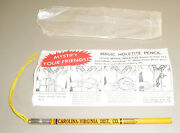 Trick Pencil Ad Novelty Furniture Radios Rugs Magic Game Challenge