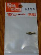 Cal-scale 6456 Ho Scale Stack Rail Car Engine Gn Brass Casting